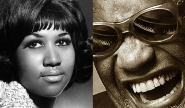 Ray Charles & Aretha Franklin tribute