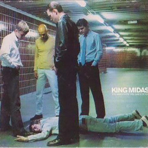 The Man From The Gas Station – King Midas